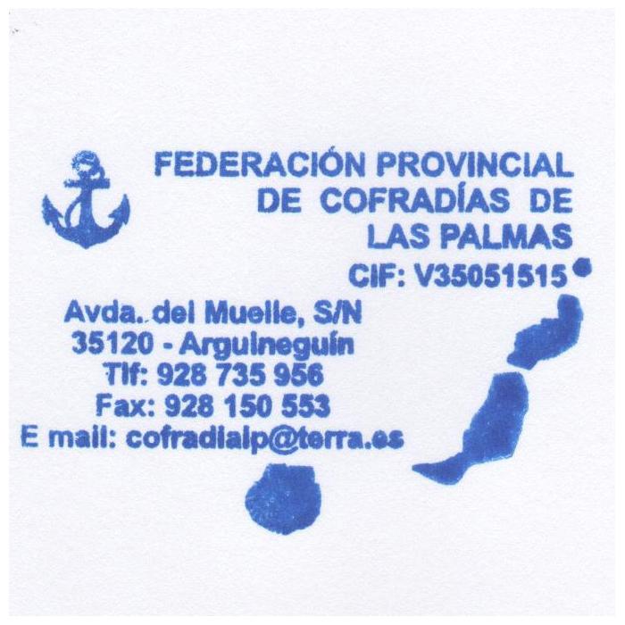 Federación Provincial de Cofradías de Pescadores de Las Palmas